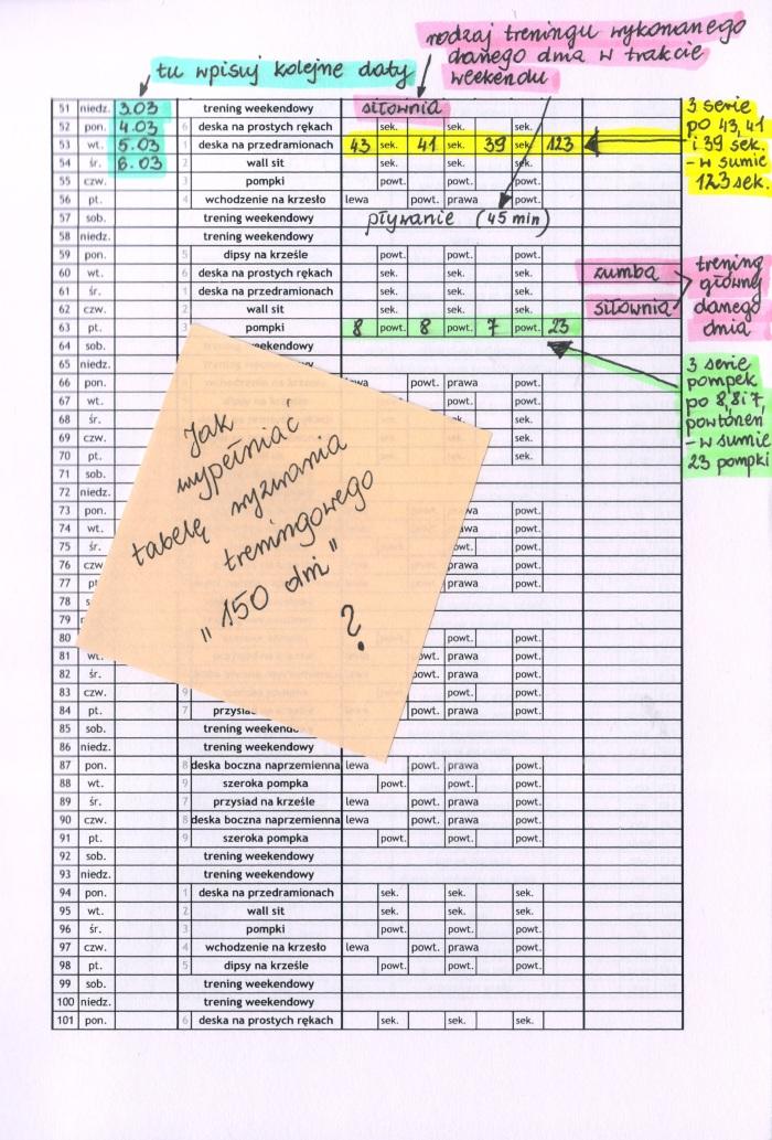 instrukcja wyzwania treningowego 150 dni (2)